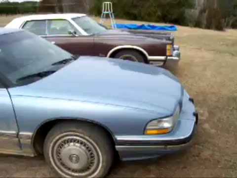 1993 buick lesabre limited walkaround video for. Black Bedroom Furniture Sets. Home Design Ideas