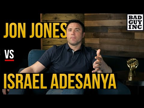 Is Jon Jones Jealous of Israel Adesanya?
