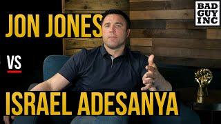 Is Jon Jones Jealous of Israel Adesanya?