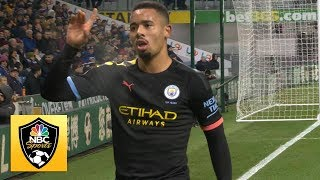 Gabriel Jesus puts Man City in front with brilliant goal  Premier League  NBC Sports