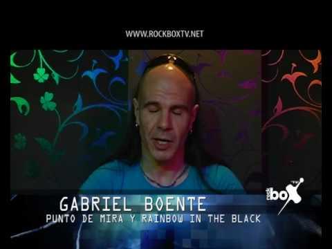 GABRIEL BOENTE SALUDOS