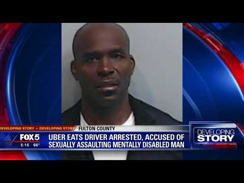 Uber EATS driver arrested accused of sexual assault
