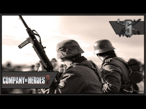Mission Impossible?! - Company of Heroes 2 - Theater of War: Case Blue Singleplayer #2