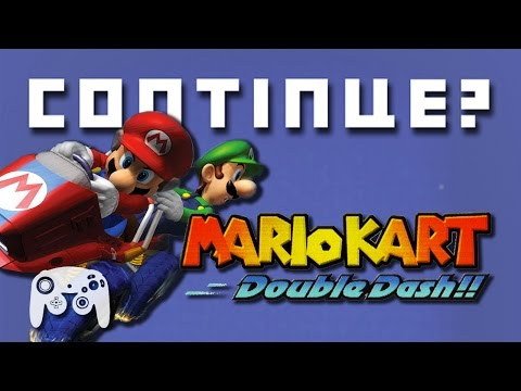 Mario Kart: Double Dash!! (GC) - Continue?