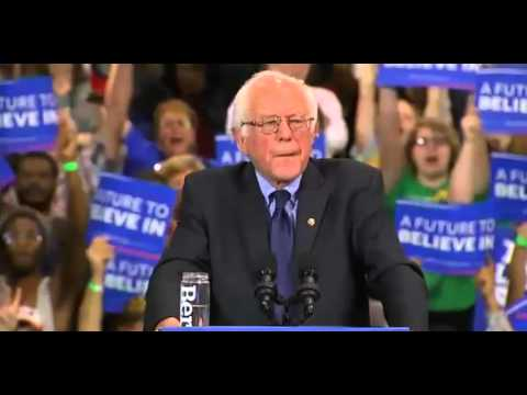 Bernie Sanders Primary Night FULL Speech 4-26-2016