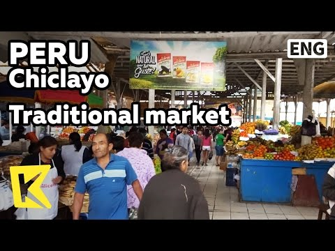 【K】Peru Travel-Chiclayo[페루 여행-치클라요]전통 시장의 볼거리/Mercado Modelo/Traditional Market/Chicha