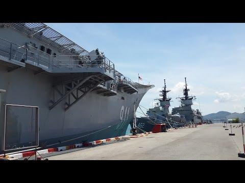 เรือรบของไทย Thailand Warship