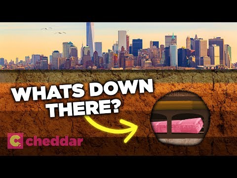 The Secret Infrastructure Beneath NYC - Cheddar Explains