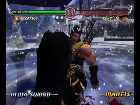 [TAS] Mortal Kombat: Deadly Alliance (GC) Scorpion [1080p]