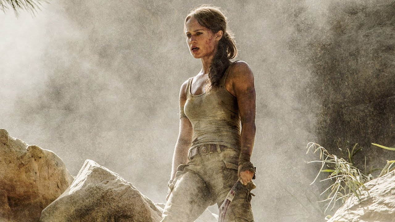 Tomb Raider (2012) - Official Trailer (HD) - YouTube