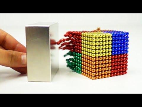 Magnetic Balls VS