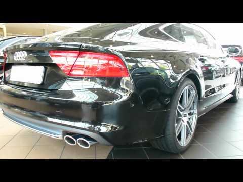 Audi S7 Sportback 4.0 V8 420 Hp Quattro 250+ Km/h 2012 * see also Playlist