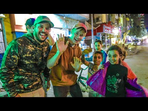 FIRST DAY IN EGYPT! (Exploring Cairo - Insane!)