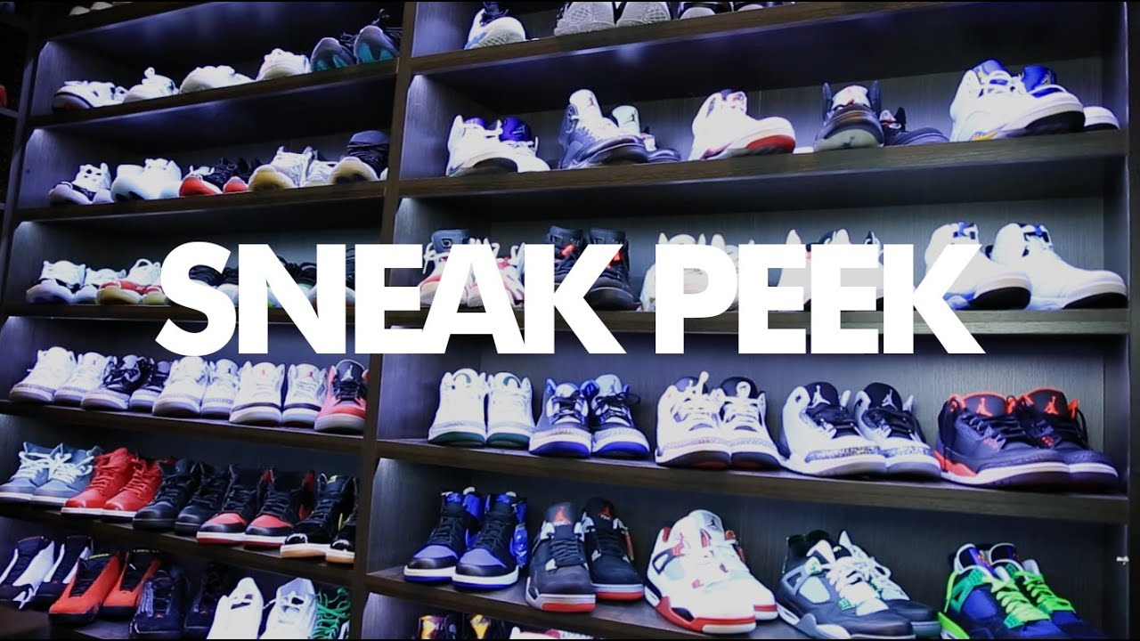 Andre Iguodala Sneaker Collection