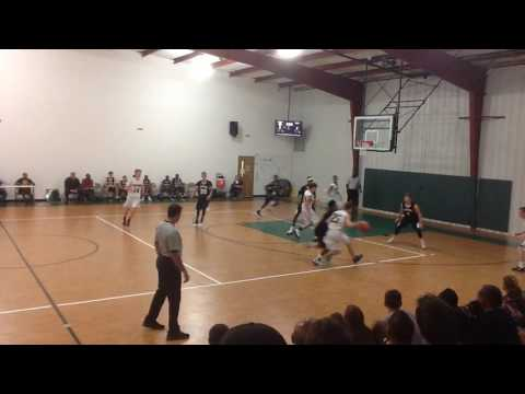 South Charlotte Thunder vs. Arborbrook Christian Academy part 1