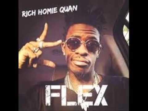 RICH HOMIE QUAN - Flex (Clean)