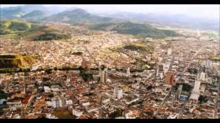 Itajubá hoje e sua região montanhosa