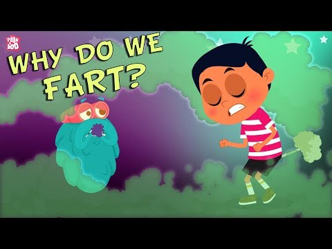 Why Do We Fart? - The Dr. Binocs Show   Best Learning Videos For Kids   Peekaboo Kidz