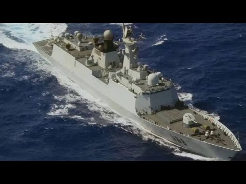 Destroyers China Type 054A Over Protection South China Sea Type 054A frigate