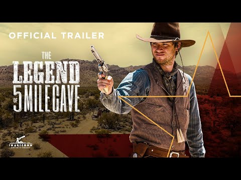 The Legend of 5 Mile Cave | Official Trailer