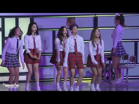 161102-03 Dimension 4 Encore 'Gangsta Boy+Toy+LA chA TA+(ME+U)' 엠버 Amber focus fancam