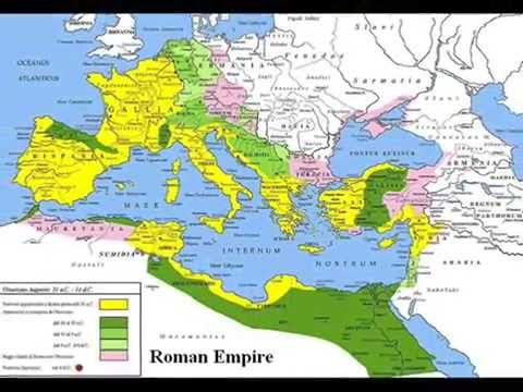 Revived Roman Empire Map.Church And State Times The Revived Holy Roman Empire Youtube