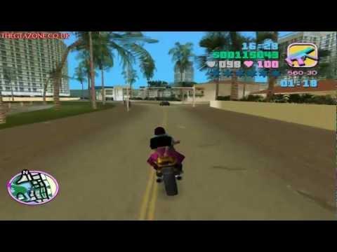 GTA Vice City - Mission #34 - Love Juice (HD)