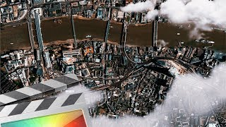 Map Zoom In/Out Effect - Final Cut Pro X