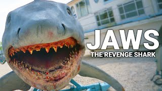 Jaws: The Revenge Mechanical Shark at Universal Studios Florida