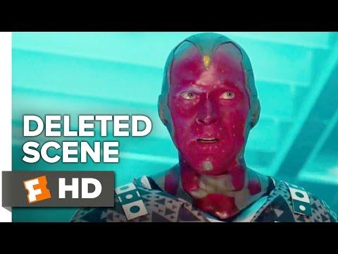 Avengers: Age of Ultron Deleted Scene - Newborn Vision (2015) - Chris Evans Movie HD