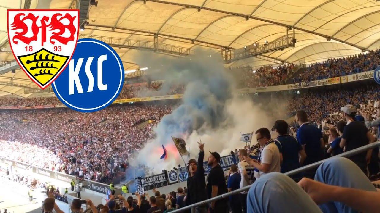 Vfb Stuttgart Vs Karlsruher Sc