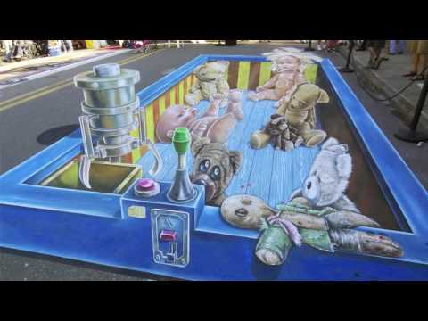 amazinG Best of 3D Street Art Illusion