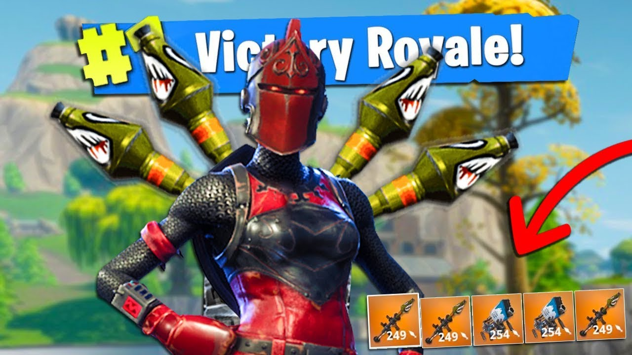 NOUVEAU MODE GROS EXPLOSIFS !! (Fortnite Battle Royale)