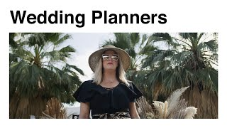 How to choose a Wedding Planner | Do you need one?