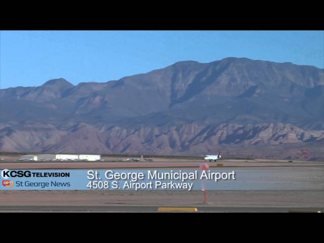 St. George city airport welcomes 4th anniversary with new flight