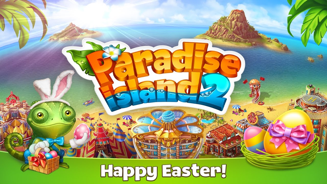 Paradise Island 2: Hotel Game Android Gameplay - YouTube