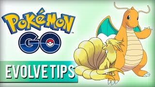 POKÉMON GO: Should Y๐u EVOLVE Or WAIT?! (How To Know When To EVOLVE and POWER UP Your Pokémon!)
