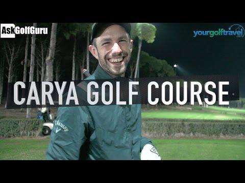 Regnum Carya Golf Course - Night Golf