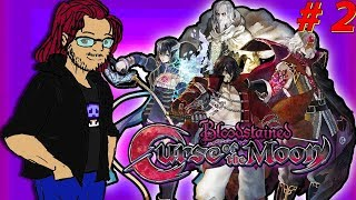 BLOODSTAINED CURSE OF THE MOON: Inti Creates Own My Soul - Ep 2 - Shad0