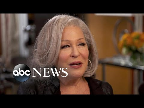 Why Bette Midler says she returned to 'Hello, Dolly!'