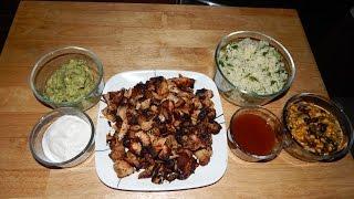 Chipotle Chicken Burrito Bowl Recipe - Better Than Chipotle Recipe