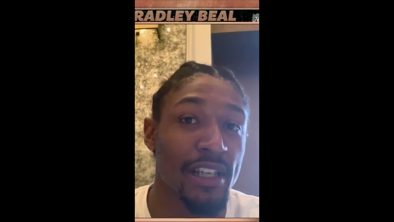 Bradley Beal explains why Kent Bazemore's comments angered him