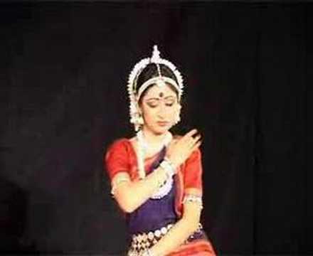 Odissi abhinay by Nandini Ghosal www.nandinighosal.com
