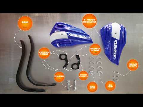 X-FACTOR Handguards - Installation Guide