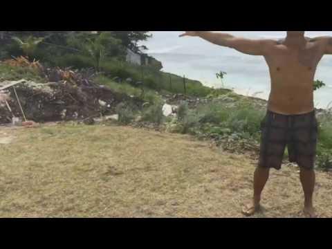 Kitesurf Wave Barbados