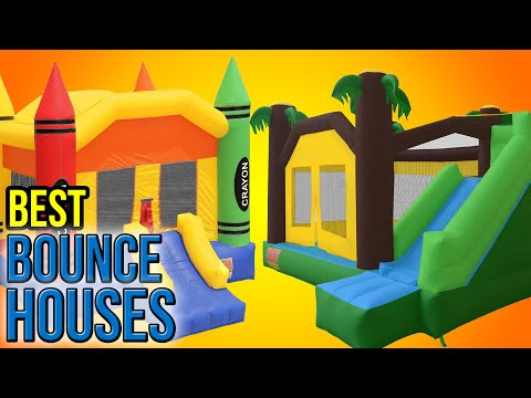10 Best Bounce Houses 2016