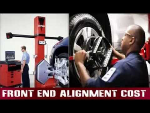 Front End Alignment Cost Best Front End Alignment Cost 2014