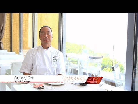OMAKASE 2017 - Chef Sunny Oh's Interview
