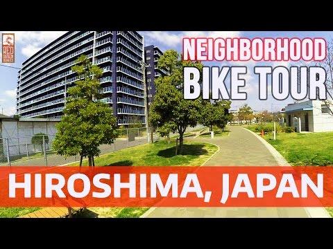 Hiroshima Neighborhood Bicycle Tour (Hiroshima, Japan)