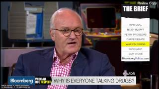 Mike Barnicle on the illegal drug problem across the country (2 September 2015)